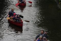 Gemeinsam auf dem Fluss
